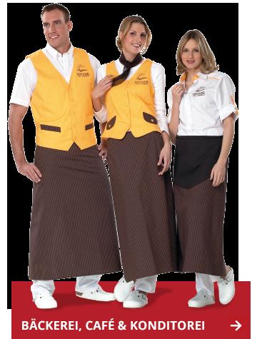 Kunden für Bäckerei, Café und Konditorei